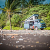 """When in Maui this is the only way to travel<br /> <br /> we rented from <a href=""""http://alohacampers.com/"""">http://alohacampers.com/</a>"""