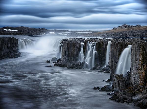 Moody Blues - Selfoss, Iceland