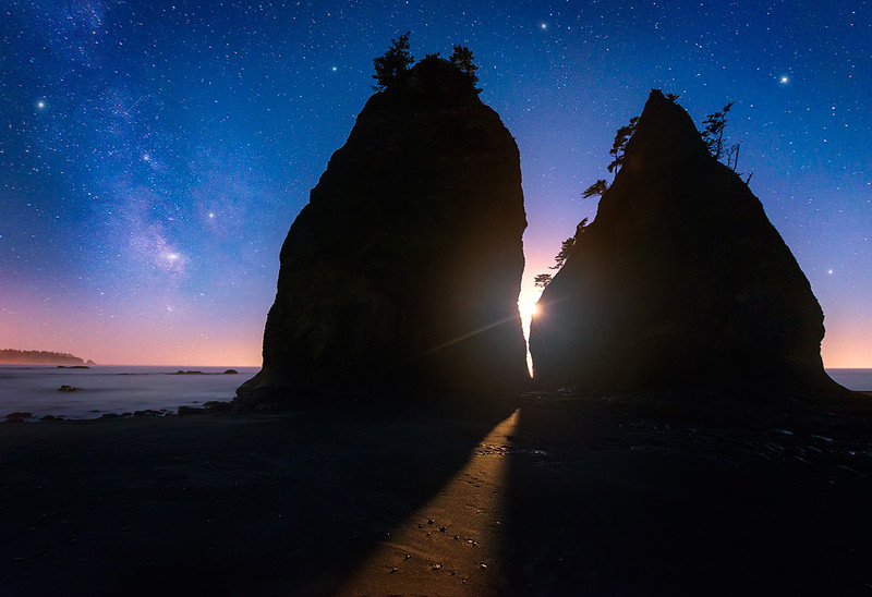 Welcome to the Pacific Northwest! - The Olympic Coast, Washington State