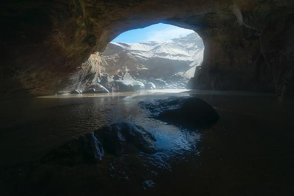 Sea Caves of the Oregon Coast