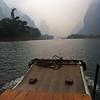 Rafting the Lijiang River